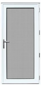 Meshtec Single Storm Door