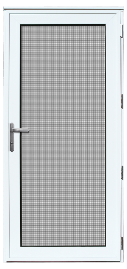 The Ultimate Storm Door Meshtec Security Screen Doors